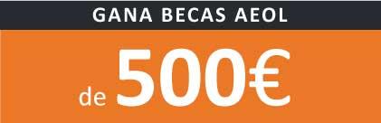 Becas AEOL 500€