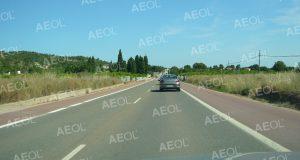Adelantamientos con seguridad vial