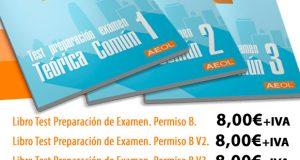 LIBRO TEST EXAMEN DE CONDUCIR