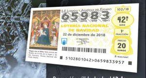LOTERIAL DE NAVIDAD AEOL