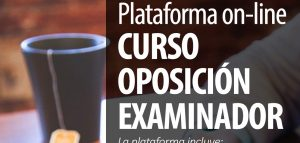 CURSO OPOSICIÓN EXAMINADORES TRÁFICO 2019
