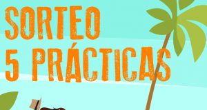 SORTEO PRÁCTICAS GRATIS INSTAGRAM