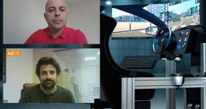 Nuevo acuerdo de Simumak con AEOL en simuladores para autoescuelas