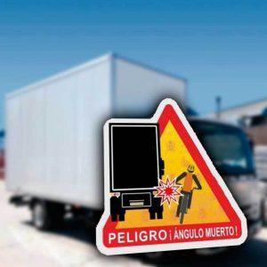 NUEVA SEÑAL ADVERTENCIA DE PELIGRO